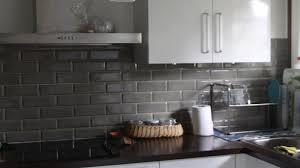 credence en carrelage pour cuisine couleur de carrelage pour cuisine idées décoration intérieure