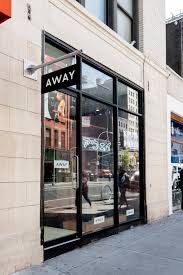 away opens a concept store highlighting global destinations