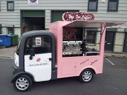 Sho Mobil 76 best coffee cart ideas images on bakery shops coffee