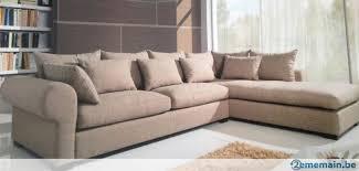 canapé neuf dehoussable et très confortable a vendre 2ememain be