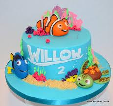 birthday cakes images finding nemo birthday cake theme for kids