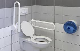 access elevator bathroom modifications