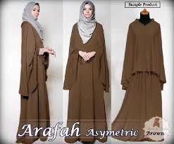 baju blus muslim terbaru model blus baju muslim modern gambar