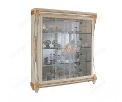 3 Door Display Cabinet Arredoclassic Liberty Liberty Italian 3 Door Display Cabinet