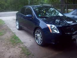 blue nissan sentra 713htown 2007 nissan sentra specs photos modification info at