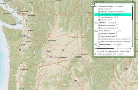 Earthquake Map Seattle by Interactive Landslide Earthquake Tsunami Is Your Home In