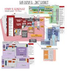 san antonio convention center floor plan san japan cosplay show entry form san japan xi aug 31st sept