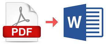 Word To Pdf Pdf To Word Convert Pdf Files To Word Files On Ios