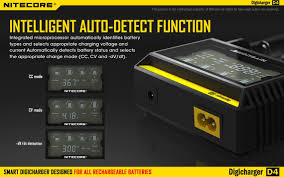 halloween horror nights aaa discount amazon com nitecore d4 smart charger 2015 version with lcd