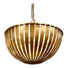 Oly Pipa Bowl Chandelier by Chandeliers Shop Chic And Unique Pieces Now Chairish