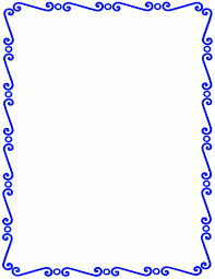 a border featuring simple dog bone graphics around the page free