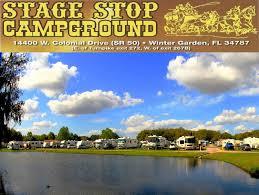 Winter Garden Rv Dealers - stage stop campground 14400 w colonial dr winter garden