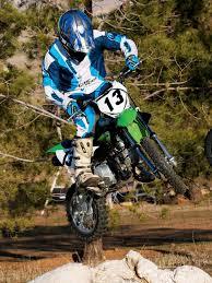 Kawasaki Klx110 And Klx110l First Test Dirt Rider Magazine
