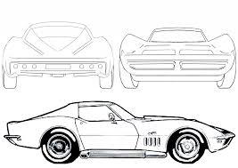 simple drawing of car how to draw a car lamborghini gallardo easy