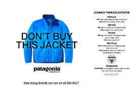 patagonia black friday sale a strategist u0027s perspective on visual branding u2013 part 3 campaigns