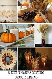 6 diy thanksgiving decor ideas spark