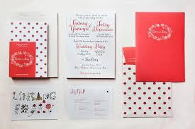 wedding invitations jakarta save the date icha nana living loving for all things lovely