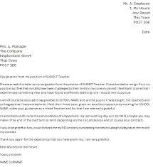 Resume For Computer Teacher Resume Examples Templates 10 Best New Teacher Resignation Letter