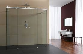 bathroom interior square shower enclosures by mwe bath