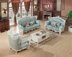 Luxury Leather Sofa Sets Luxury European Leather Sofa Set Living Room Sofa China Wooden