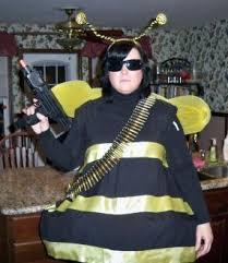Halloween Costumes Bee Killer Bee Halloween Costume Threads