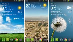 clock and weather widgets for android transparent clock and weather widget transparent clock weather app