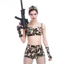 Army Halloween Costume Women Cheap Women Army Costume Aliexpress Alibaba Group