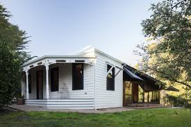 Japanese Inspired House Daylesford Cottage Updated With Sensitive Japanese Inspired Addition