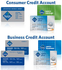 sams club business cards sams club business credit card sams club credit card login