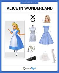 alice in wonderland halloween party ideas dress like alice in wonderland costume halloween and cosplay guides