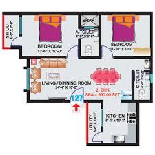 orchestra floor plan srimitra builders