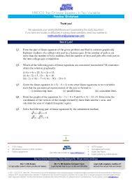 mathbuster practice worksheet cbse class 10 chapter 3