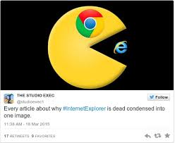 Internet Explorer Memes - 9 of the harshest digs about the demise of internet explorer