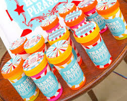 carnival party supplies carnival party favor etsy
