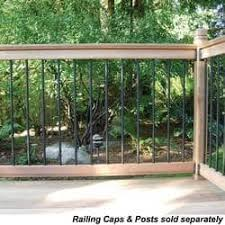 deck railings 42