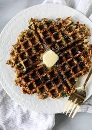 thanksgiving waffle recipe leftover stuffing three ways the pioneer woman