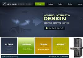 modern web design sortfolio vermilion design springfield