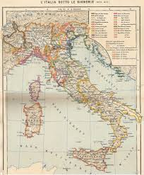 Best 10 Map Of Italy by Historical Maps Of Italy