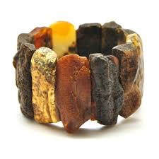 natural amber bracelet images Natural shapes healing baltic amber bracelet 67 44 fine JPG