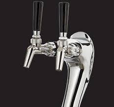 Flow Control Beer Faucet Humlegårdens Ekolager Perlick 690ss Flow Control And Creamer