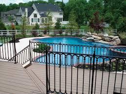 metal porch railings exterior u2014 jbeedesigns outdoor the