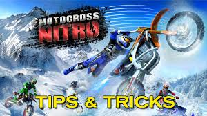 how to race motocross motocross nitro a free stunt game