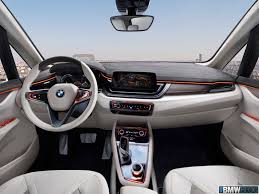 concept bmw bmw active tourer concept interior 11 project concord