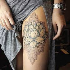 25 badass thigh tattoo ideas for women stayglam