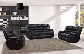 Roma Corner Sofa Brand New 3 2 Or Corner Roma Premium Bonded Leather Recliner Sofa