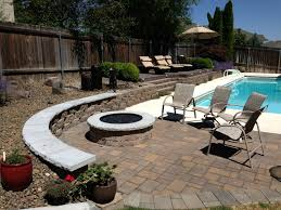 fire pits musser landscaping