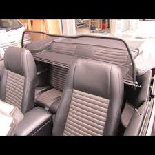 lexus convertible wind deflector wind deflector to ford mustang 1971 1974 toplift u2013 open sky motoring