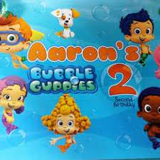 bubble guppies party ideas boy birthday catch party