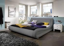 designer groãÿe grã ãÿen polsterbett grau mit größe bett liegefläche 140 x 200 cm
