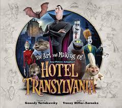 book review u0027the art making hotel transylvania